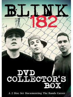 Blink 182 - Dvd Collector's Box (2 Dvd)