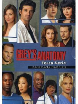 Grey's Anatomy - Stagione 03 (7 Dvd)