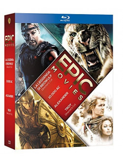 Epic Collection - 4 Grandi Film (4 Blu-Ray)