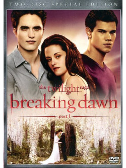 Breaking Dawn - Parte 1 - The Twilight Saga (SE) (2 Dvd)