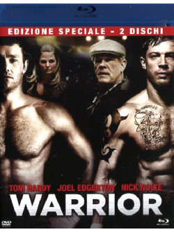 Warrior (2011) (SE) (Blu-Ray+Dvd)