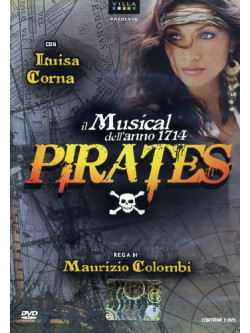 Pirates - Il Musical (2 Dvd)