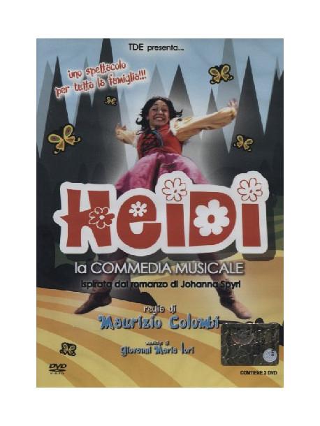 Heidi - La Commedia Musicale (2 Dvd)