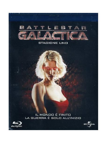 Battlestar Galactica - Stagione 01 (4 Blu-Ray)