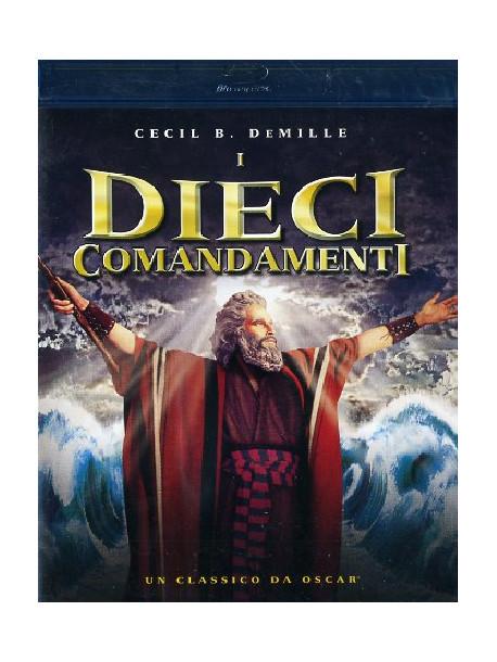 Dieci Comandamenti (I) (2 Blu-Ray)