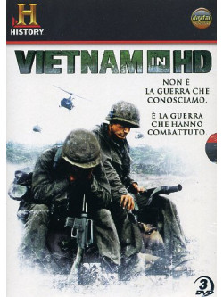 Vietnam In HD (3 Dvd)