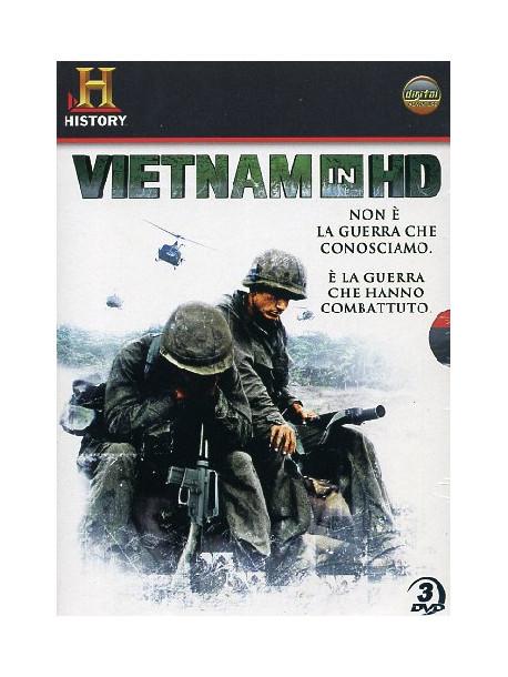 Vietnam In HD (3 Dvd)