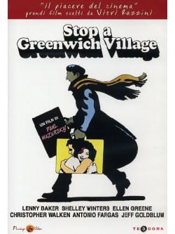 Stop A Greenwich Village