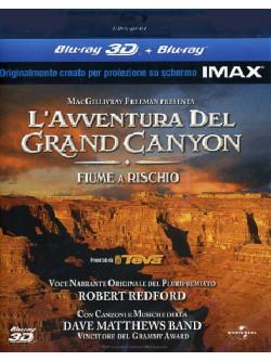 Avventura Del Grand Canyon (L') (3D) (Blu-Ray 3D+Blu-Ray)
