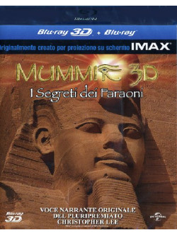 Mummie - I Segreti Dei Faraoni (3D) (Blu-Ray 3D+Blu-Ray)