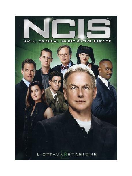 Ncis - Stagione 08 (6 Dvd)