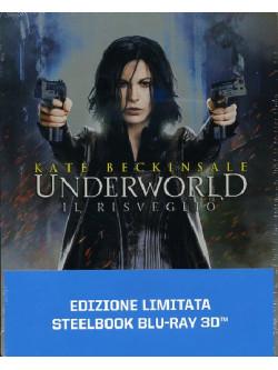 Underworld - Il Risveglio (3D) (Ltd) (Blu-Ray 3D+Steelbook)