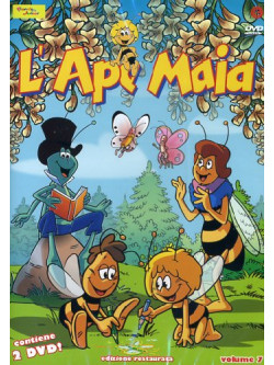 Ape Maia (L') 07 (2 Dvd)