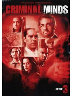 Criminal Minds - Stagione 03 (5 Dvd)