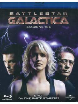 Battlestar Galactica - Stagione 03 (5 Blu-Ray)