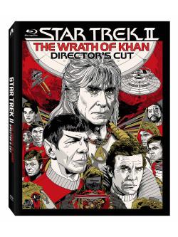 Star Trek 2 - L'Ira Di Khan (Director's Cut)