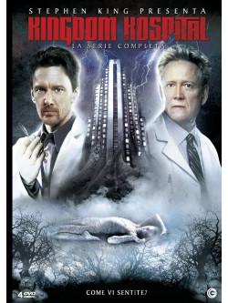 Kingdom Hospital (4 Dvd)
