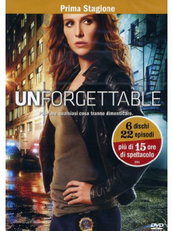 Unforgettable - Stagione 01 (6 Dvd)