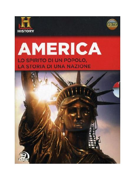 America (4 Dvd)