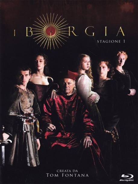 Borgia (I) - Stagione 01 (4 Blu-Ray)