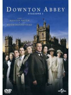 Downton Abbey - Stagione 01 (3 Dvd)