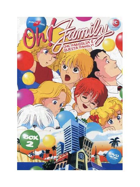 Oh! Family Box 02 (4 Dvd)