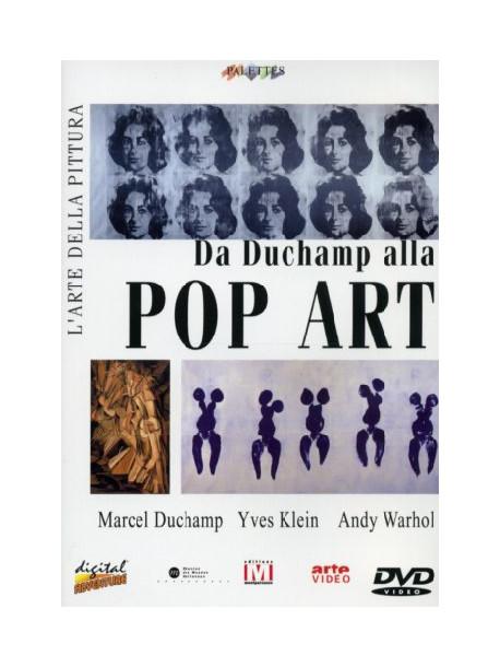 Da Duchamp Alla Pop Art