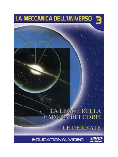 Meccanica Dell'Universo (La) 03