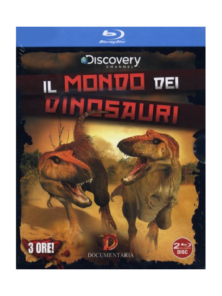 Mondo Dei Dinosauri (Il) (2 Blu-Ray)