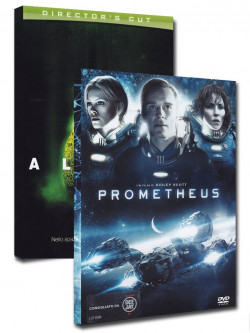 Prometheus + Alien (2 Dvd)