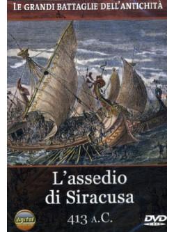 Grandi Battaglie Dell'Antichita' (Le) - L'Assedio Di Siracusa