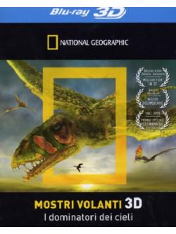 Mostri Volanti 3D (Blu-Ray 3D)