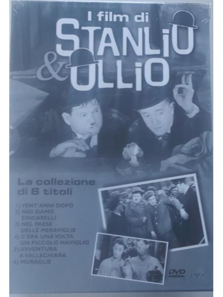 Film Di Stanlio E Ollio (I) (6 Dvd)