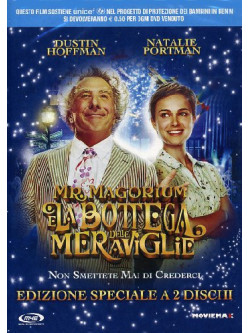Mr. Magorium E La Bottega Delle Meraviglie (SE) (2 Dvd)