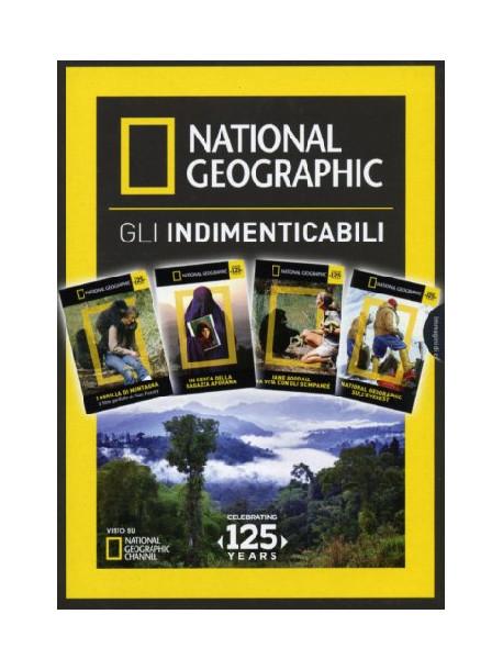 National Geographic - Gli Indimenticabili (4 Dvd)
