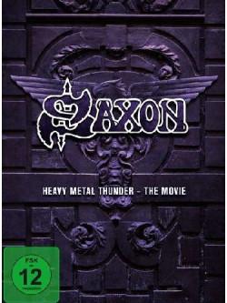 Saxon - Heavy Metal Thunder - The Movie (2 Dvd)