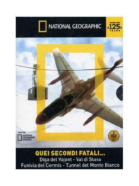 Quei Secondi Fatali (2 Dvd)