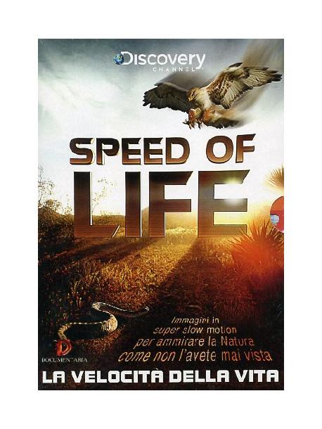Speed Of Life - La Velocita' Della Vita (2 Dvd)
