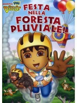 Vai Diego! - Festa Nella Foresta Pluviale
