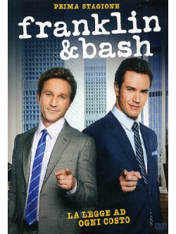 Franklin & Bash - Stagione 01 (3 Dvd)