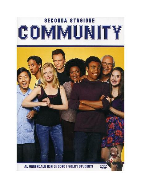 Community - Stagione 02 (4 Dvd)