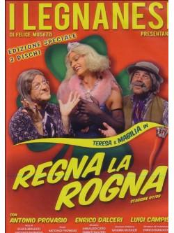 Legnanesi (I) - Regna la Rogna (2 Dvd)