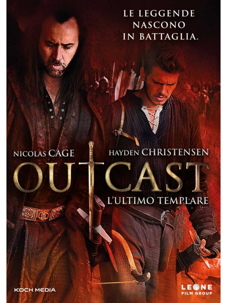 Outcast - L'Ultimo Templare