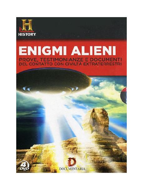 Enigmi Alieni - La Serie Completa (4 Dvd)
