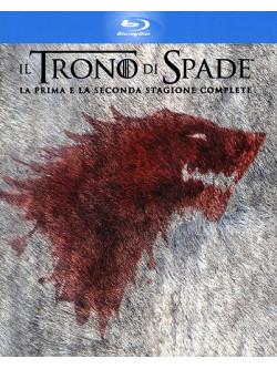 Trono Di Spade (Il) - Stagione 01-02 (10 Blu-Ray) (Ltd Ed)