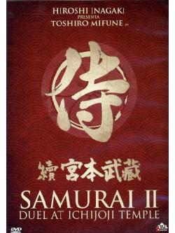 Samurai 02 - Duel At Ichijoji Temple