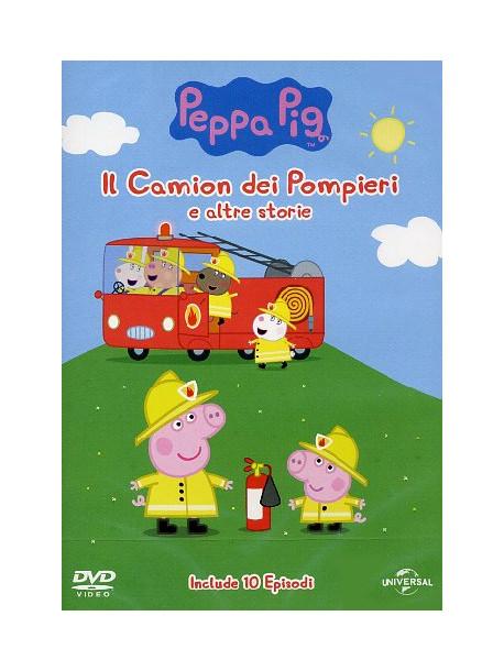 Peppa Pig - Il Camion Dei Pompieri