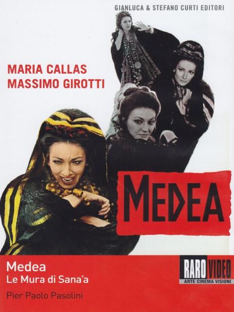 Medea - Le Mura Di Sana'a