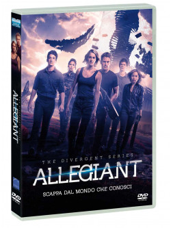 Allegiant - The Divergent Series