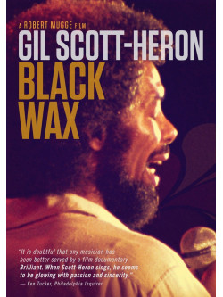 Gil Scott-Heron - Black Wax